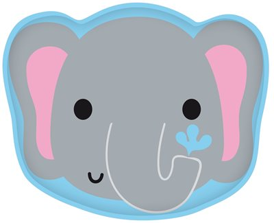 Squirty Bath Books: Elephant